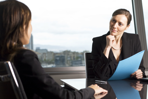 Non Verbal Communication During An Interview 1