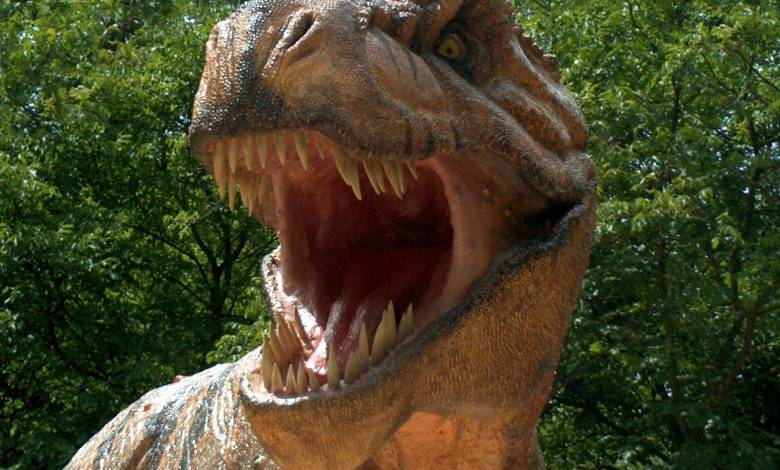 Photo of Walk The Dinosaur