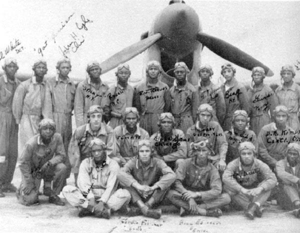 Tuskegee Airmen 3