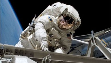 Photo of Beyonce Wakes Up Space Shuttle Astronauts