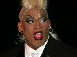 Proof of Extraterrestrial Life? Dennis Rodman and His 2011 Hall of Fame Spectacle. 5