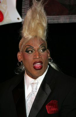Proof of Extraterrestrial Life? Dennis Rodman and His 2011 Hall of Fame Spectacle. 1