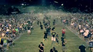 Photo of World Record Water Balloon Fight
