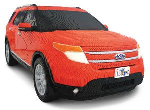 Photo of Lego Ford Explorer