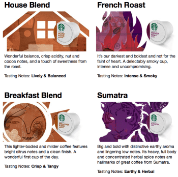 Starbucks Introduces K-Cups (FINALLY!!) 1