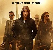 Photo of Night at the Movies with Eric – Mission Impossible – Ghost Protocol