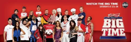"Budweiser Presents ""The Big Time"" - Social Reality Show 1"
