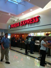 Photo of Chinese New Year = Free Panda Express