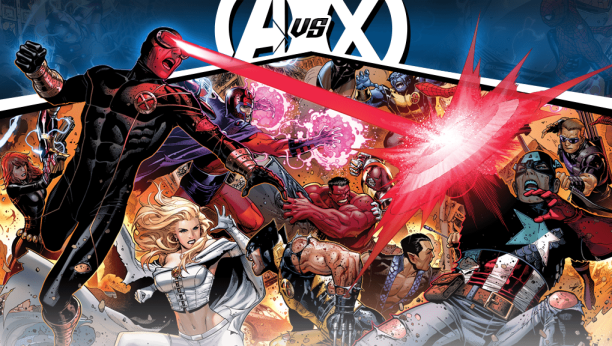Marvel's Avengers vs. X-Men kicks off in April 1