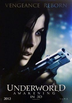 Night at the movies with Eric: Underworld - Awakening 2