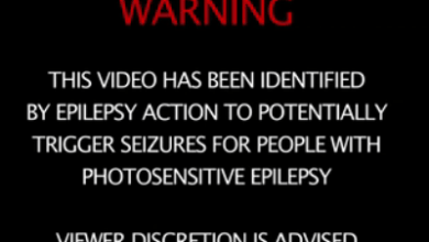 Photo of Jay and Kanye Video – Seizure Warning…interesting