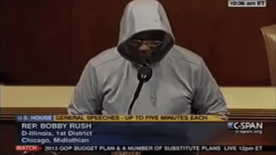 Photo of Representative Bobby Rush Removed For Wearing Hoodie [video]