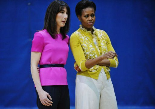 Photo of Michelle Obama to lead delegation to London Olympics