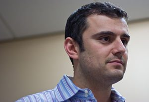 Image of Wine Library TV's Gary Vaynerchuk.