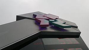 london 2012 paralympics / olympics countdown clock