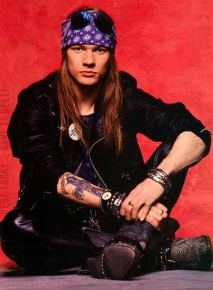 Photo of Axl Rose snubs rockers' Hall of Fame honor