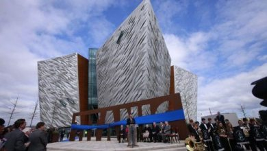 Photo of World's biggest Titanic attraction opens in Belfast