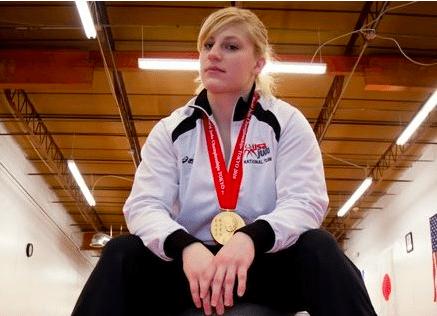 Photo of Olympic Profile: Kayla Harrison