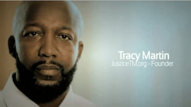 Photo of Father's Day PSA from Trayvon Martin's Father