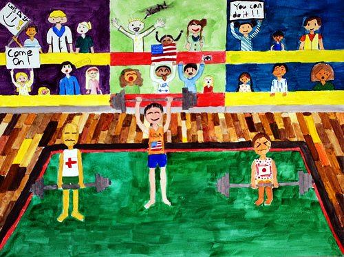 Healthy Kids Olympics