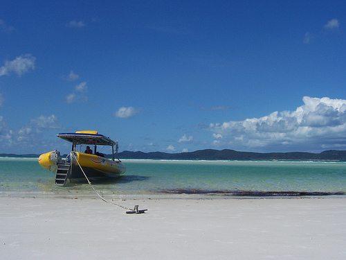 Whitsunday Island Beach II