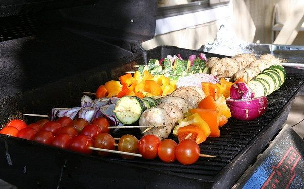 How to Throw a Gourmet Barbecue 1