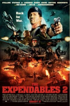 The Expendables 2 2