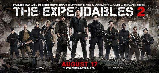 The Expendables 2 1