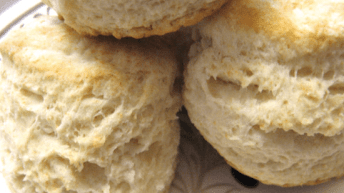 These Biscuits Rock. Make Them. 5