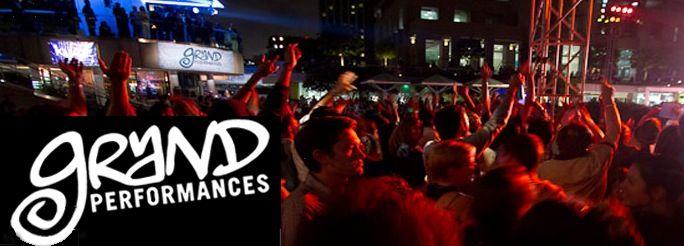Grand Performances LA:  Breakestra and Bibi Tanga & The Selenites 1