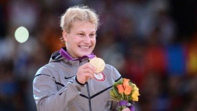 Photo of Kayla Harrison wins first judo gold for America