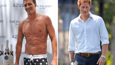 Photo of Prince Harry Challenges Ryan Lochte to Swim Race