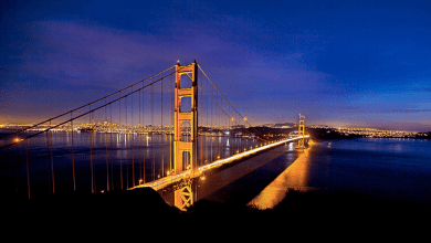Photo of Golden Gate Going With Electronic Toll System