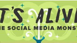 The Social Media Monster [Infographic] 4