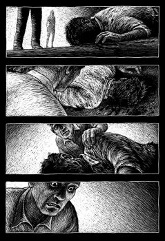 """""""Dark Country"""" by RAW Studios - Graphic Novel Review 1"""