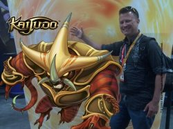 Hands on: Kaijudo Rise of the Duel Masters Card game 2