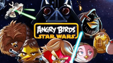 Photo of Angry Birds Star Wars