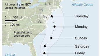 Hurricane Sandy - Frankenstorm 3