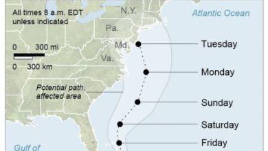 Photo of Hurricane Sandy – Frankenstorm