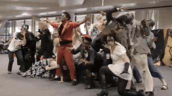 Intel Folsom - Halloween Thriller [video] 1