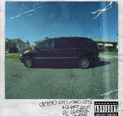 """Photo of Kendrick Lamar """"good kid m.a.a.d city"""""""