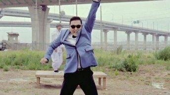 #TeamUSA Goes Gangnam Style 1