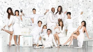Photo of Kardashian Christmas Card