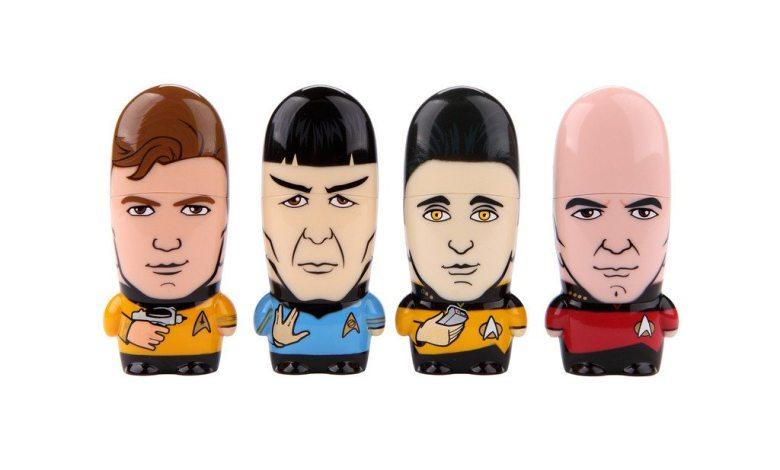Photo of Hands On: Mimobot® Star Trek™ flash drive