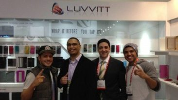 Interview with LUVVITT Founder Eli Altaras @ International CES 2013 23