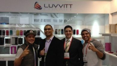 Photo of Interview with LUVVITT Founder Eli Altaras @ International CES 2013
