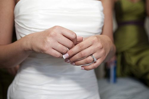 Photo of What Is Worn Under Your Wedding Gown Is Nearly As Important As The Gown Itself