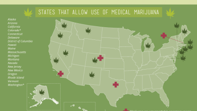 Photo of A Closer Look at Marijuana in America [Infographic]