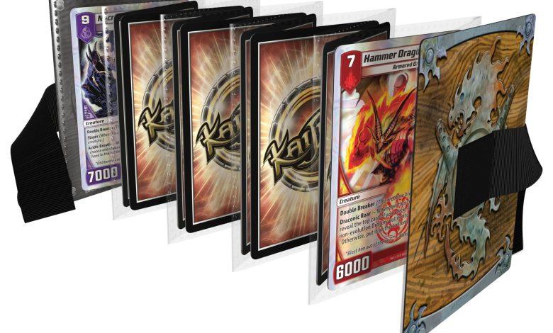 Photo of Kaijudo Dragon Master Collection Kit