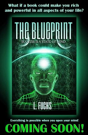 """Interview with Lana Fuchs Author of """"The Blueprint"""" 1"""